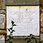 Elisha Peck Vault No. 33 in New York Marble Cemetery